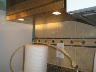 Under Cabinet Lighting - Andre's Electric - White Bear Lake, MN
