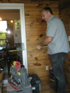 Residential Electrician - Remodeling for Customer in Wyoming, MN - Andre's Electric