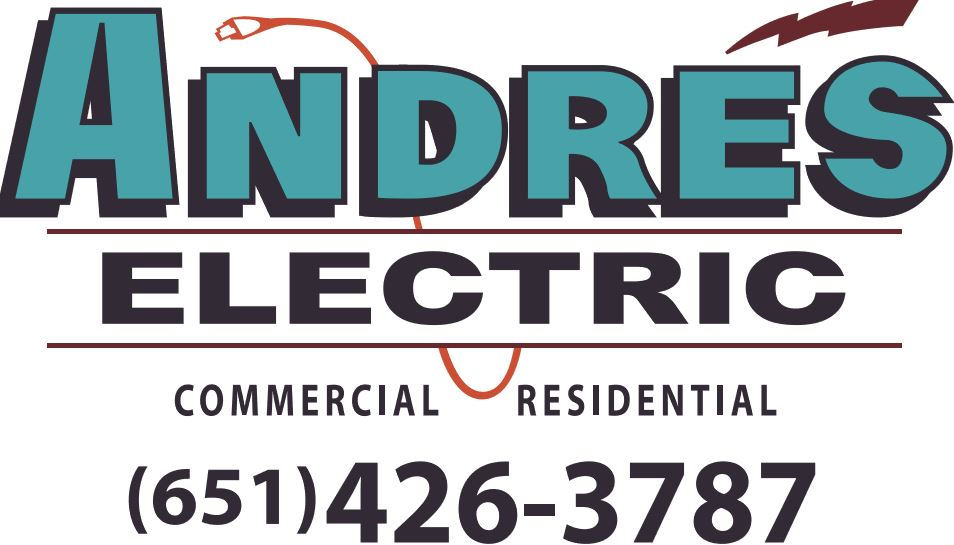 Andres Electric Logo 2018 - White Bear Electrician