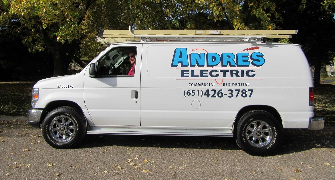 Andres Electric Van 2018 - St Paul MN